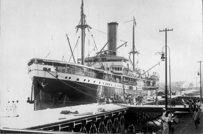 SS Van Imhoff